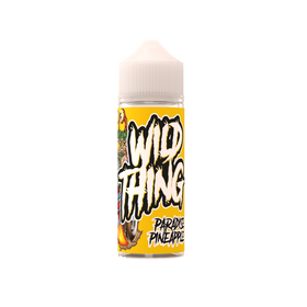 Wild Thing Paradise Pineapple E-Liquid