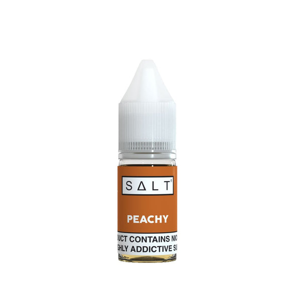 SALT Peachy Nicotine Salt E Liquid