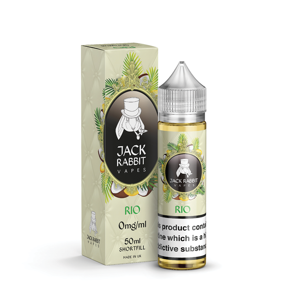 Jack Rabbit Rio E Liquid