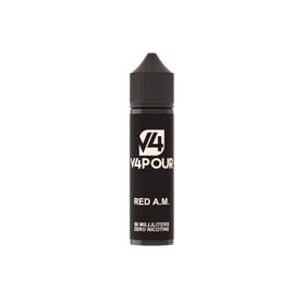 V4POUR Red A.M. E-Liquid