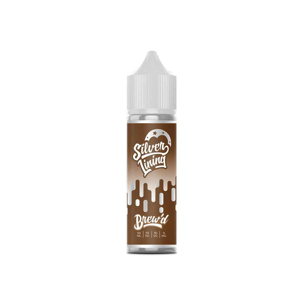 Silver Lining Co Brew'd E-Liquid