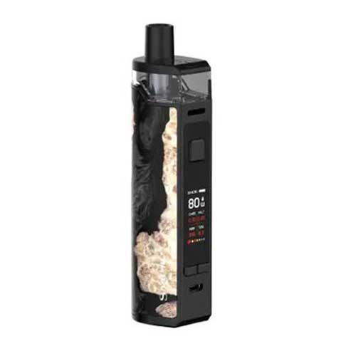 Smok RPM80 Pro Kit Black Stab Wood