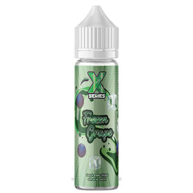 X Series Frozen Grape E-Liquid