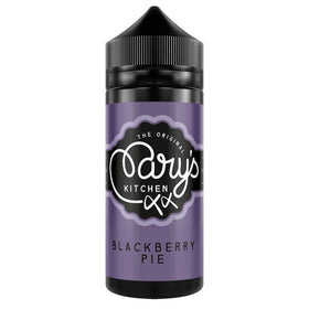 Mary's Kitchen Blackberry Pie E-Liquid