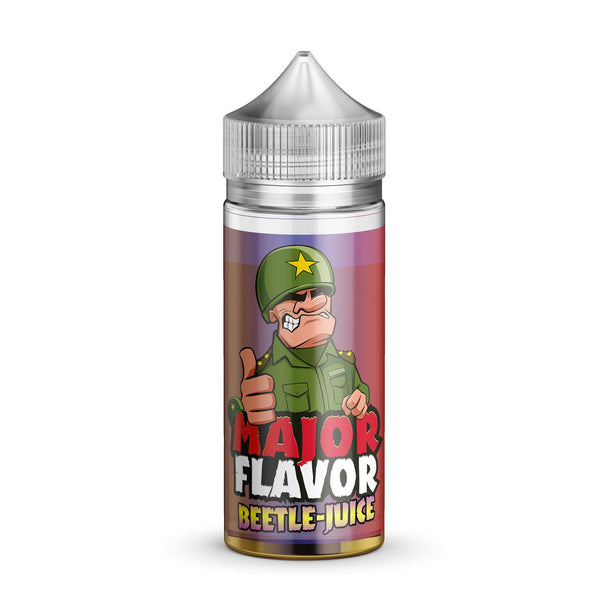 Major Flavor Beetle Juice E Liquid