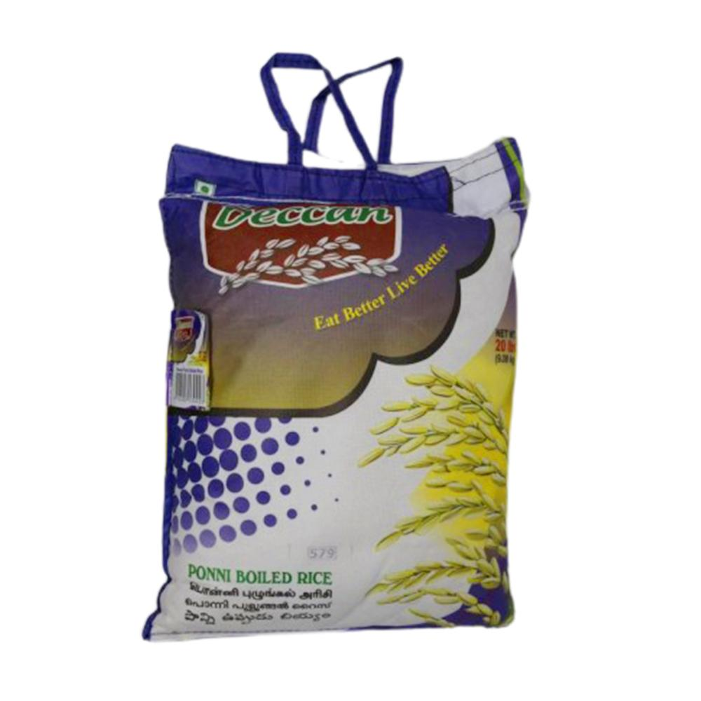 Deccan Ponni Boiled Rice 20lb