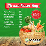 Fit and Flavor Bag