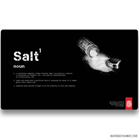 DEATHTOUCH SALT PLAYMAT