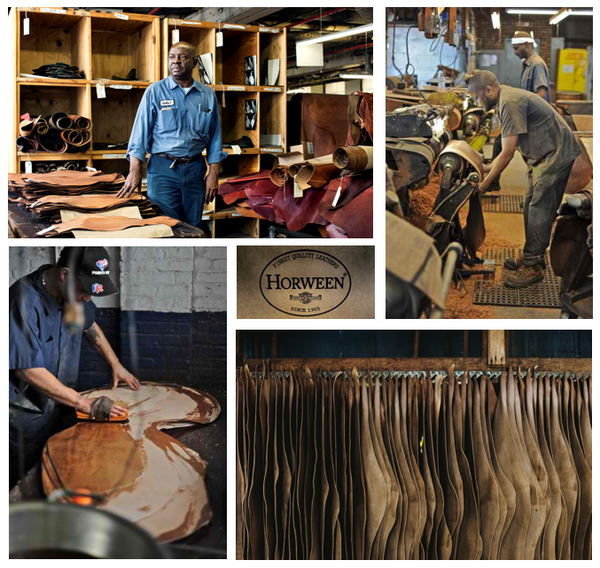 Horween Leather Company - A Look Inside