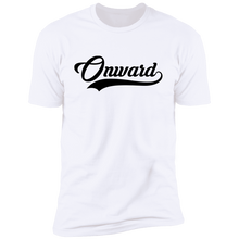 Onward White Tee