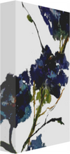 Load image into Gallery viewer, Blue Floral Canvas Prints