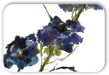 Load image into Gallery viewer, Blue Floral Charcuterie - Cutting Board