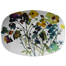 Load image into Gallery viewer, Flowerful Serving Platter