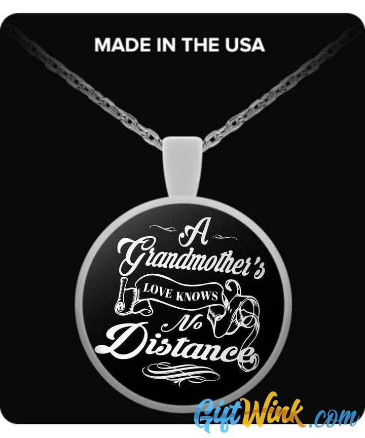 A Grandmother's Love...-Necklace-Gift Wink