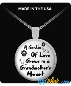 Garden of Love - Grandmother-Necklace-Gift Wink
