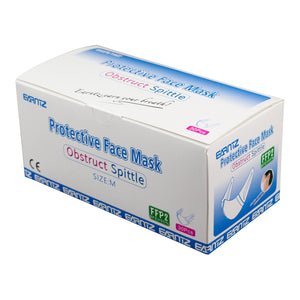 FFP2 Protective Face Mask (Comfort Style) (Box of 30 Masks)