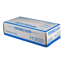 Load image into Gallery viewer, Nitrile Protective Gloves (White) (Box of 100 Gloves)