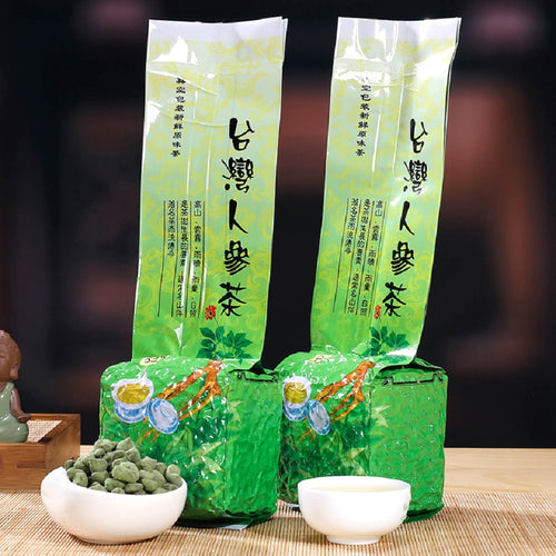 2020 Spring 500g Taiwan Dongding GinSeng Oolong tea Green Food for Health Care Lose Weight