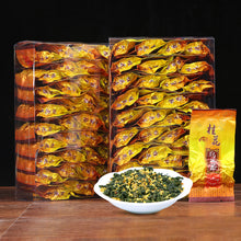 Load image into Gallery viewer, Chinese Anxi Osmanthus Oolong Tea Beauty Weight loss Tea Lowering Blood Pressure High Osmanthus Oolong Tea Fresh Green Tea