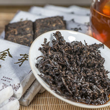 Load image into Gallery viewer, Made in 2013 yr Ripe Puer Tea Chinese Yunnan Puerh Healthy Weight loss Tea Beauty Prevent Arteriosclerosis Pu er Puerh Tea