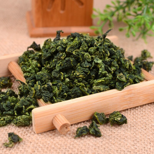 125g China Anxi Tiekuanyin Tea Fresh 1275 Organic Oolong Tea For Weight Loss Tea Health Care Beauty Green Food