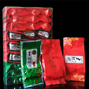 Green Food New 3 Different Flavors Slimming Tea 180g Chinese Herbal Flower High Quality Gift Including Milk Oolong Puer Tea