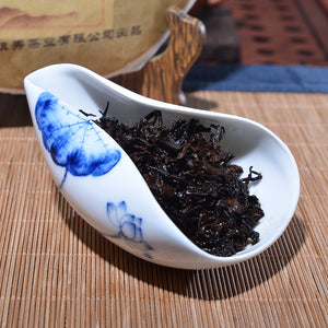 2008 Yr China Yunnan Puer Tea Oldest Ripe Puerh Tea Down Three High Clear fire Detoxification Beauty Lost Weight Tea Green Food