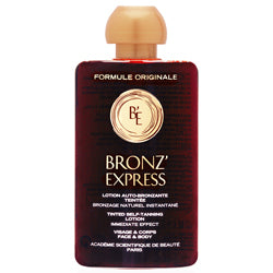 Open image in slideshow, TINTED SELF-TANNING LOTION BRONZ'EXPRESS