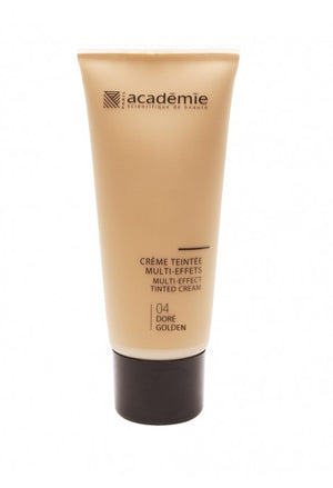 Open image in slideshow, Multi-effect Tinted Cream GOLDEN 04