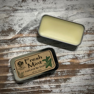 Lip Balm 100% natural ~ choose your blend!