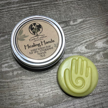 Load image into Gallery viewer, Healing Hands ~ Solid Lotion Bar for Dry, Chapped Hands