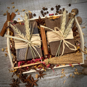 Fall Season Handmade Soap Gift Set