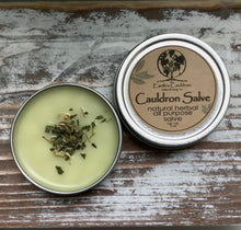 Load image into Gallery viewer, Cauldron Salve ~ Natural Herbal All Purpose Salve
