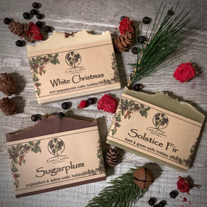 Winter Collection Soap End Bundle Sample Pack ~ Try our Soaps!