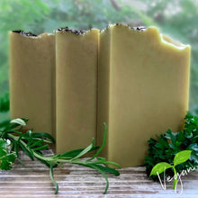 Load image into Gallery viewer, Garden Herbs ~ Fresh & Green Herbal Soap ~ Vegan 🌱