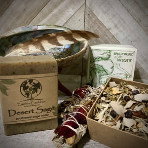 Southwest Gift Set ~ Soap & Incense