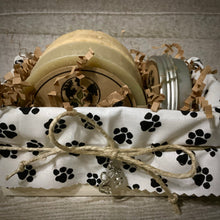 Load image into Gallery viewer, Paw Presents ~ Handmade Gift Set for Dog Lovers!