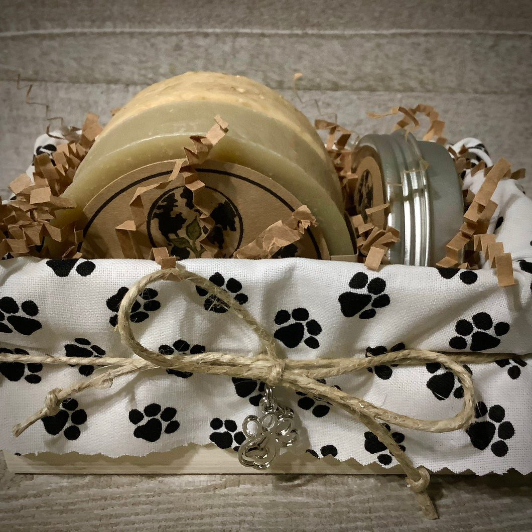 Paw Presents ~ Handmade Gift Set for Dog Lovers!