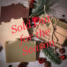 Load image into Gallery viewer, Winter Collection Soap End Bundle Sample Pack ~ Try our Soaps!