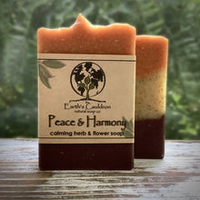 Load image into Gallery viewer, Peace & Harmony Handmade Natural Soap