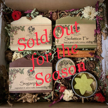 Load image into Gallery viewer, Winter Collection Handmade Soap Gift Set