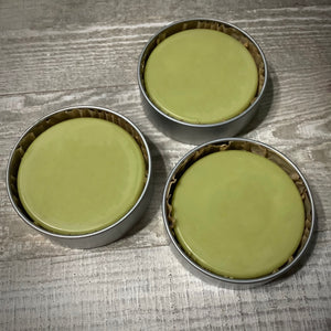 Green Goddess ~ Solid Lotion Bar for Body & Hands