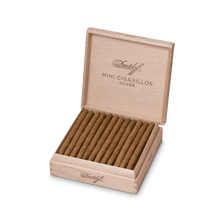 Load image into Gallery viewer, Davidoff Mini Cigarillos Silver - Lone Wolf Cigar Company