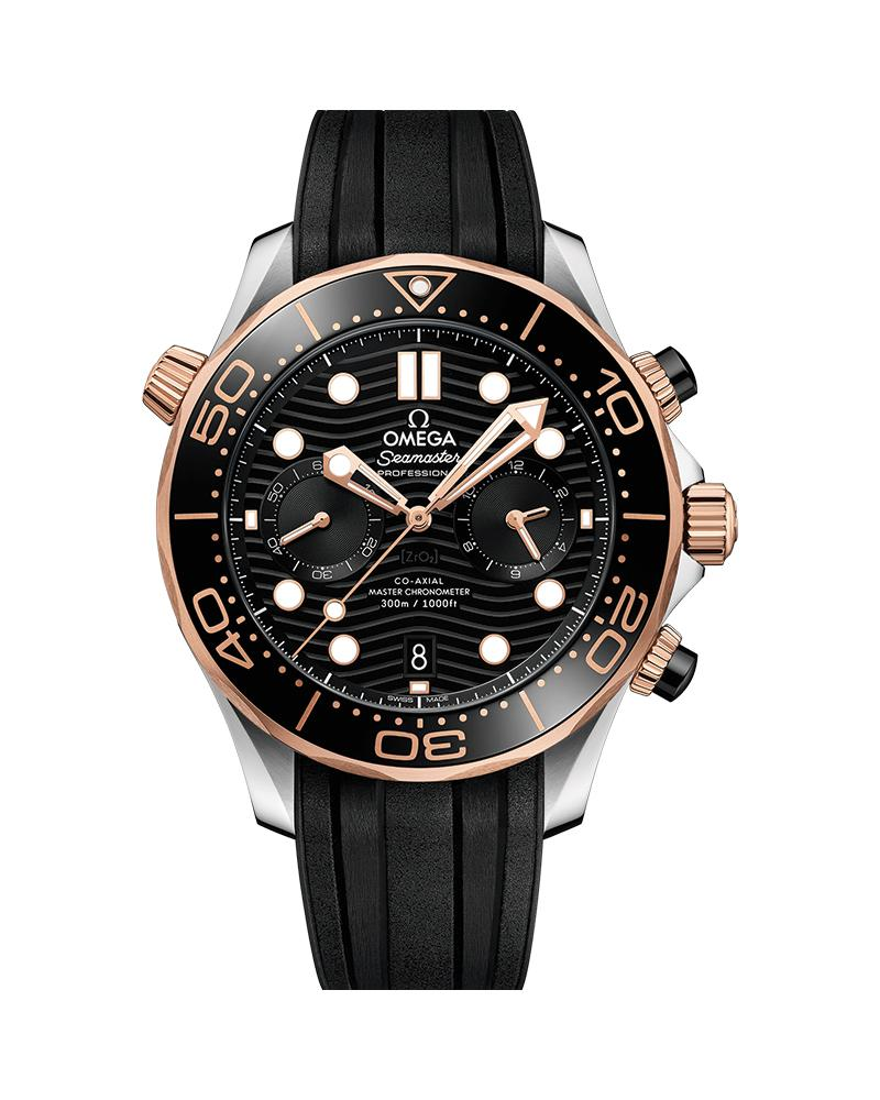 SEAMASTER 300M CO‑AXIAL MASTER CHRONOMETER CHRONOGRAPH