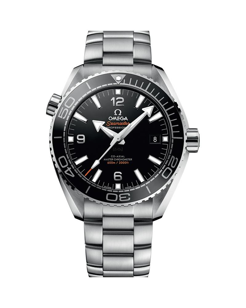 SEAMASTER PLANET OCEAN 600M CO‑AXIAL MASTER CHRONOMETER