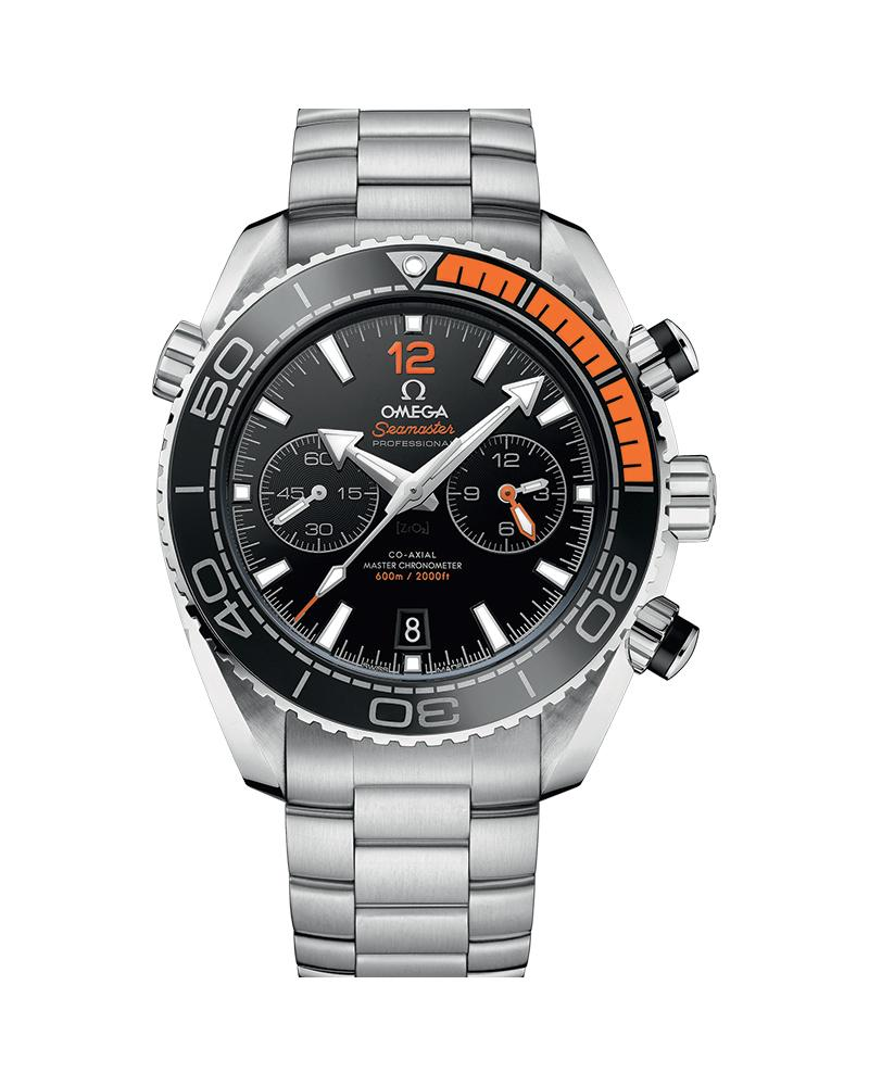 SEAMASTER PLANET OCEAN 600M CO‑AXIAL MASTER CHRONOMETER CHRONOGRAPH
