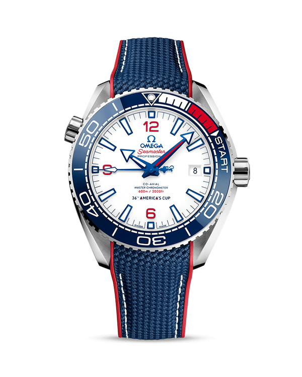 SEAMASTER PLANET OCEAN 600M- CO-AXIAL MASTER CHRONOMETER