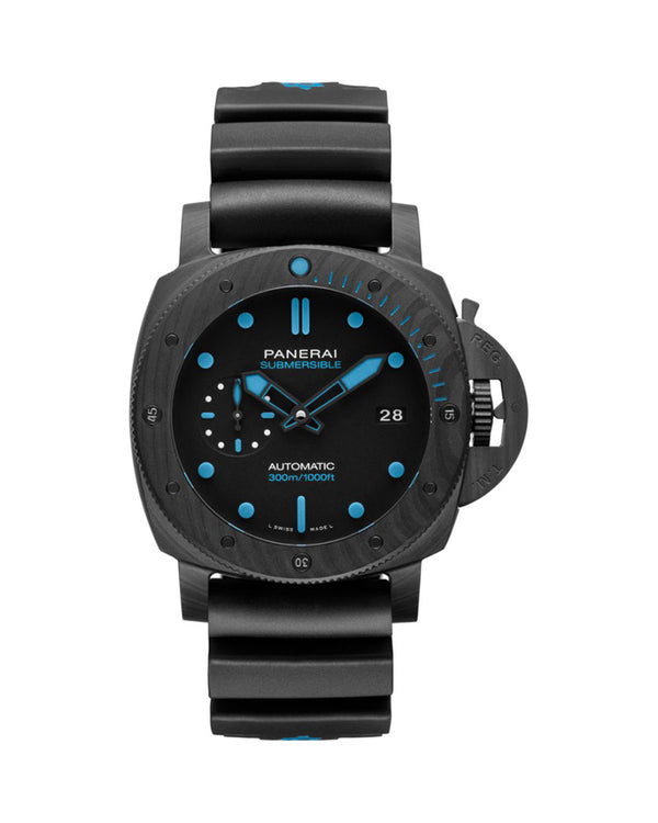 PANERAI SUBMERSIBLE CARBOTECH