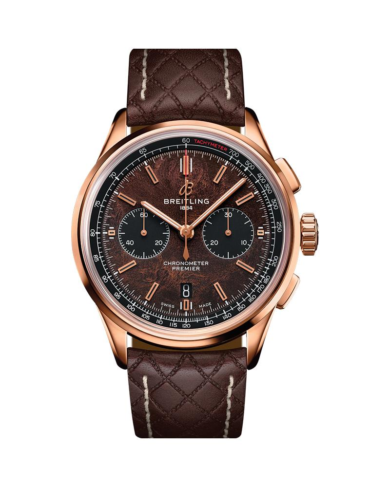 PREMIER B01 CHRONOGRAPH 42 BENTLEY CENTENARY LIMITED EDITION