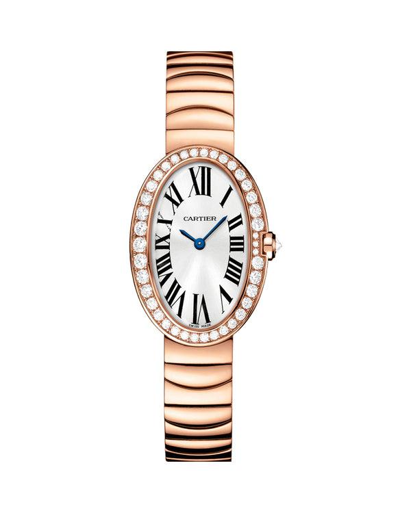 BAIGNOIRE, SMALL, ROSE GOLD, DIAMONDS